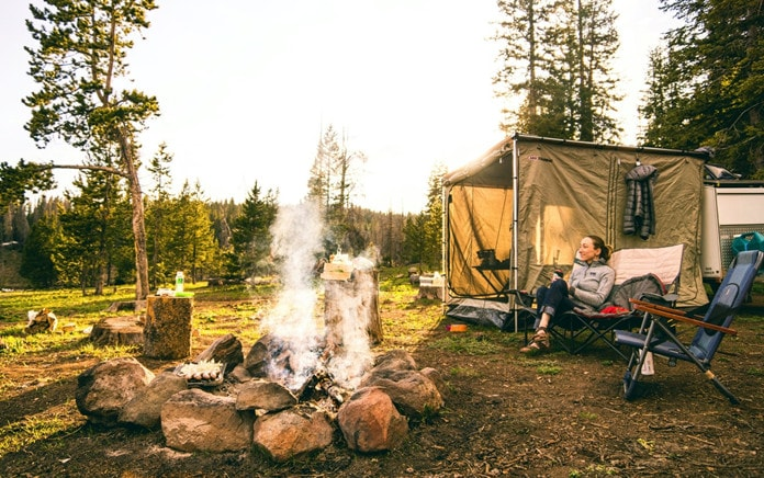 camping tips and advice