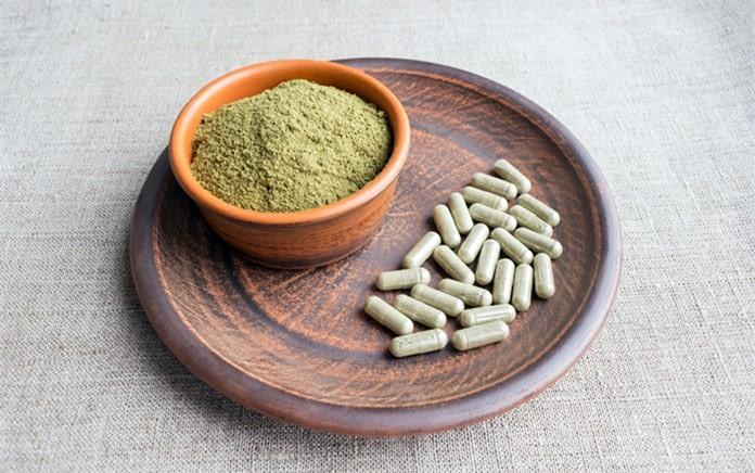 formulations of kratom