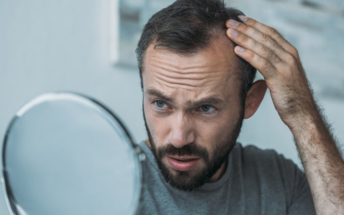 solutions to hair loss