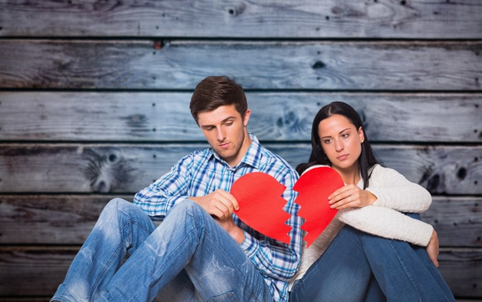 manage relationship breakdown