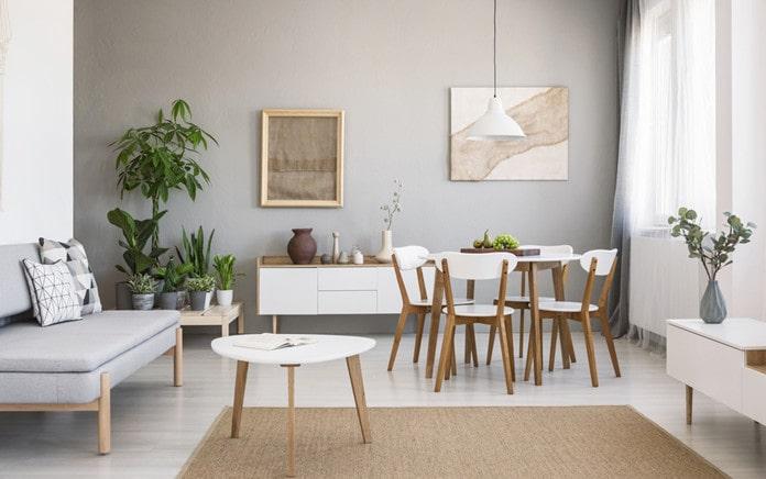 minimal stylize home