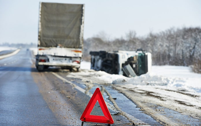 causes of truck accidents