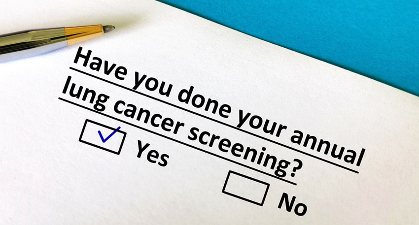 routine cancer screening