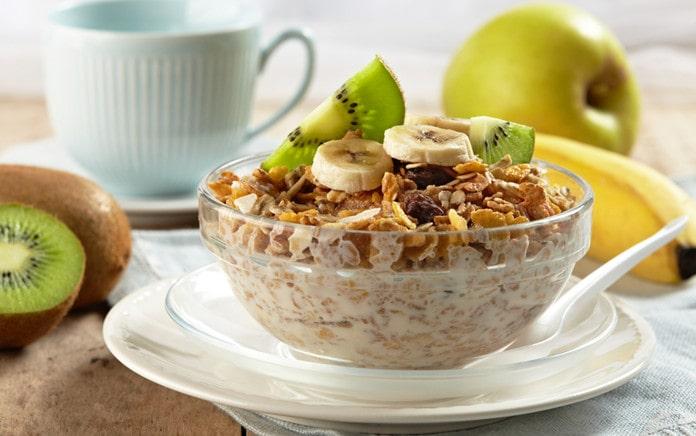 breakfast cereals vitamin b12