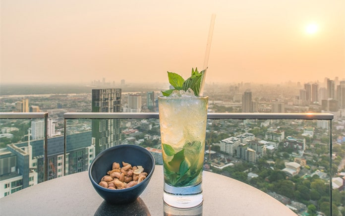 bars for roof top experiences
