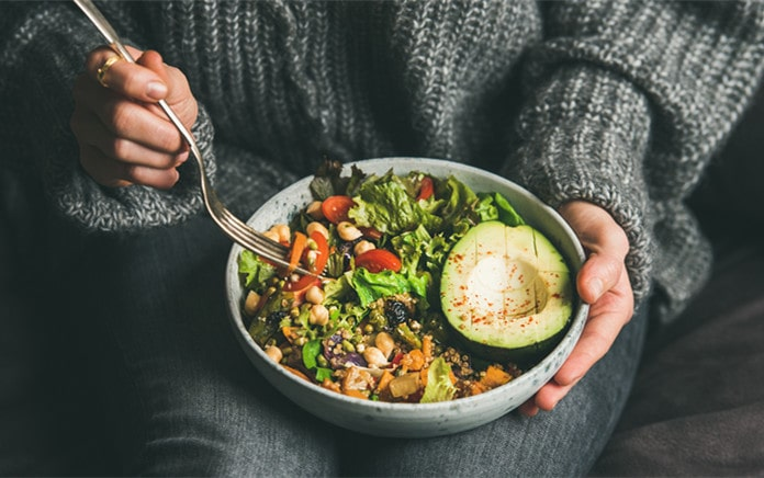 diet affects quality of life