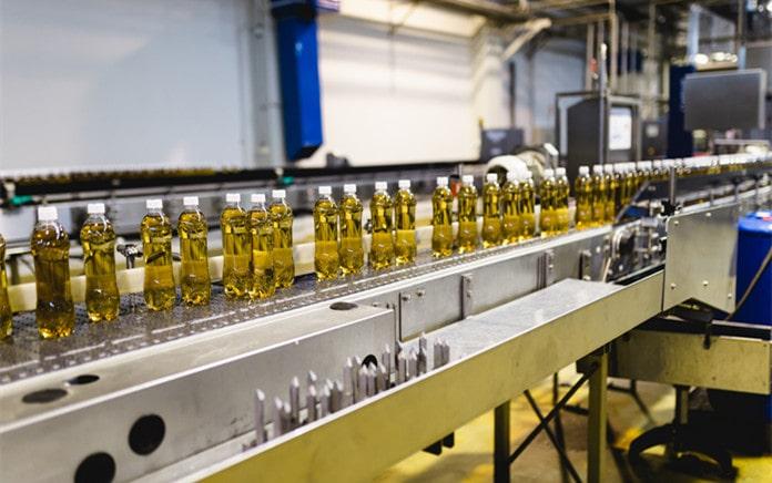 machines used in juice beverage industry