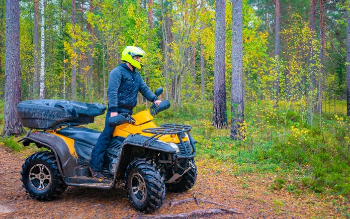 accessories for men like off road trips