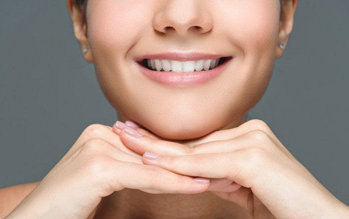 get better looking teeth