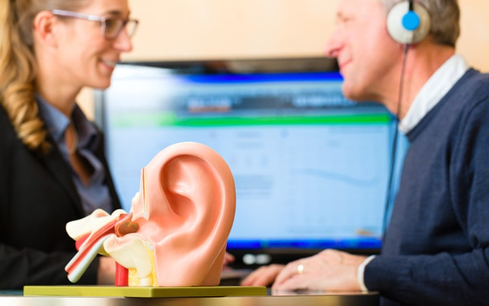 know about hearing test