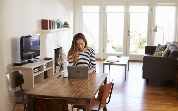 people love work from home