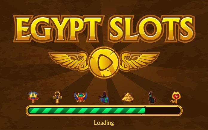 slot machines about ancient egypt