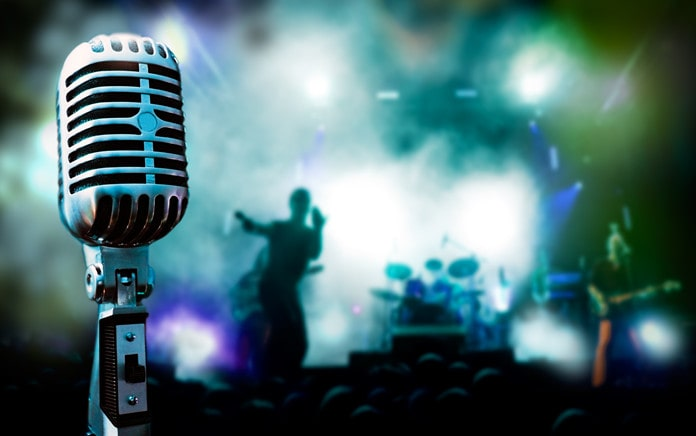stand out in music industry