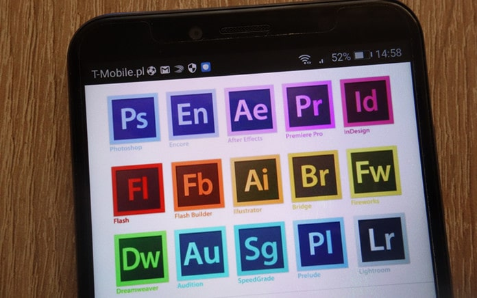 facts about adobe creative suite